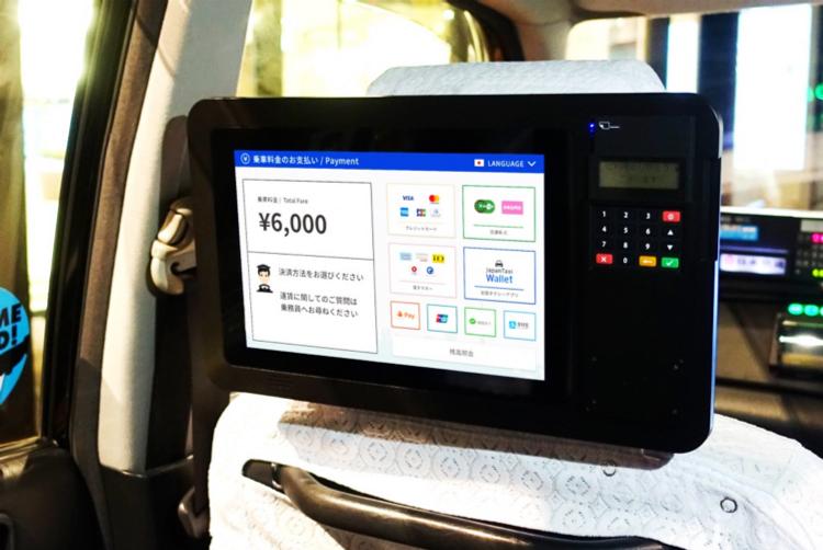 業界初・決済機付きタブレット新登場 2018年9月より全国展開